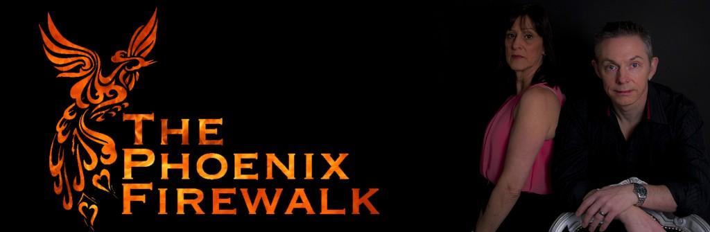 Barry & Marina & Phoenix Firewalk Logo